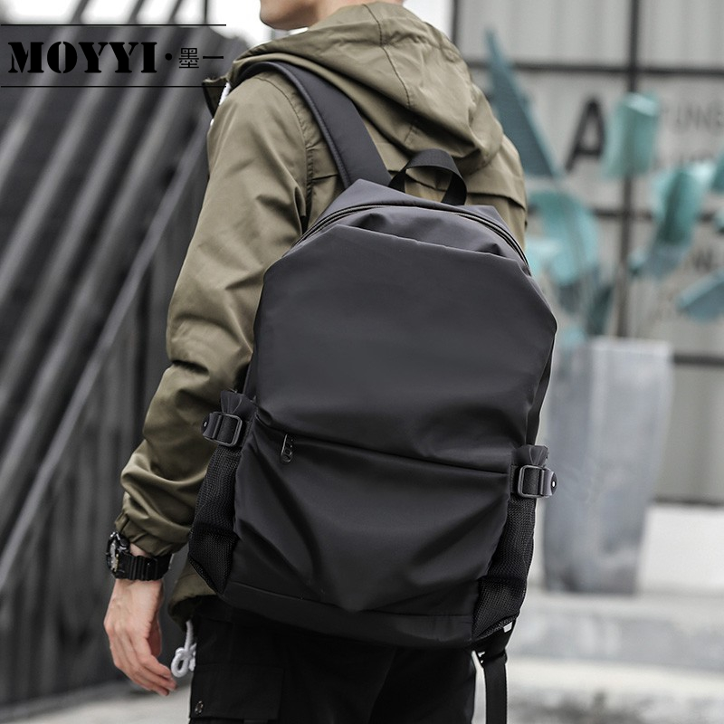 MOYYI Super Lightweight Sports Backpack For Men And Women Simple Fashion Style Anti-Theft Bags For Book Pack School Backpack