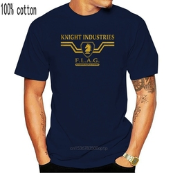 Knight Rider Inspired T-Shirt - Retro Classic 80S Tv Tele Show Tee - Kitt Car Outfit Tee Shirt