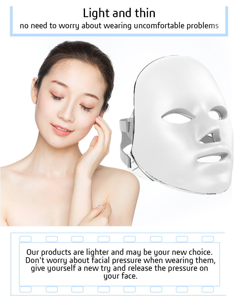 Máscara LEVOU