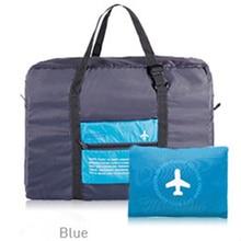 Мужская водонепроницаемая дорожная сумка для костюма, нейлоновая Большая вместительная женская сумка, складные дорожные сумки для ручной клади, упаковка кубиков, Набор органайзеров