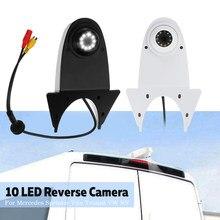 Caméra de recul pour voiture, pour Mercedes Benz Viano Sprinter Vito pour VW Transporter Crafter, caméra de recul à infrarouge pour véhicule
