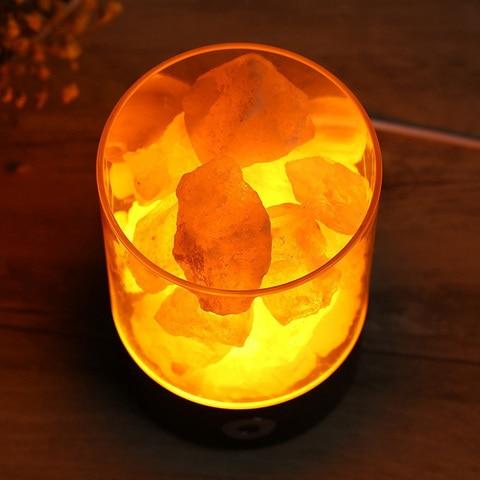 lampada bom para saude pequena mineral
