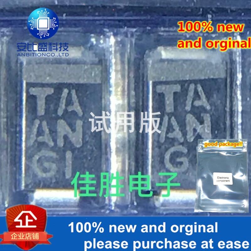 10-20pcs 100% New And Orginal GTSMA10 DO214AC Is SMA Silk Screen TA