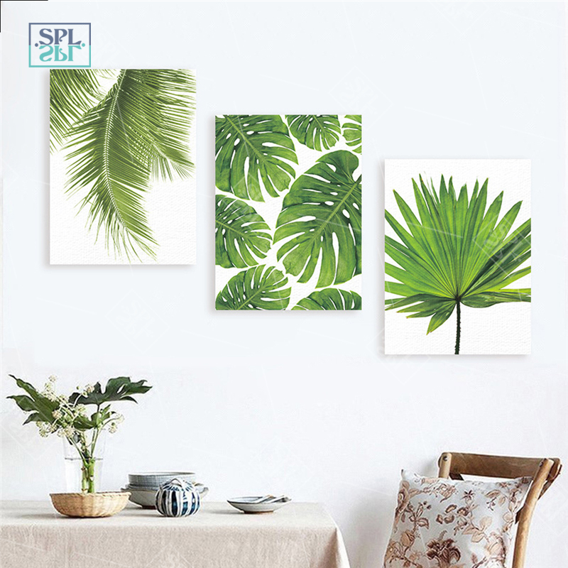 Tropical-Banana-Leaf-Canvas-Painting-Green-Plants-Nordic-Style-Kids-Room-Decor-Posters-and-Prints-Wall (1)