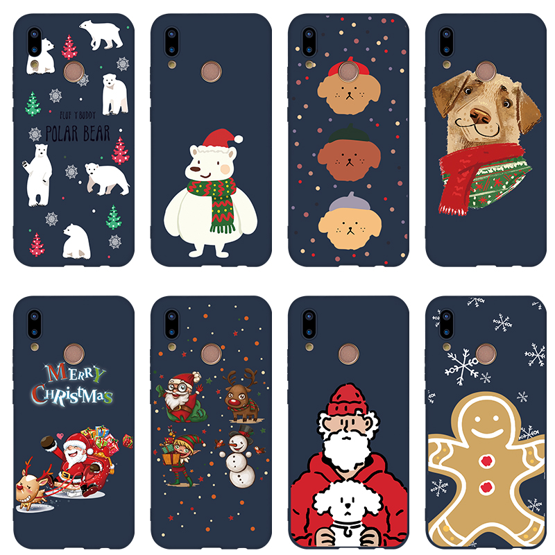 Cartoon TPU Cases For Huawei Nova 5 4 3 3I Honor 8X 9 Play 10I 20I 7A 9X View Mate 30 10 20 Lite Y6 Y9 Pro 2019 2018 Case Coque