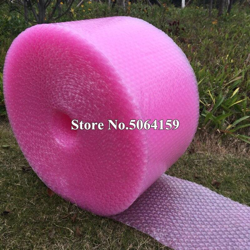 Рулон воздушных пузырей в форме сердца, 30 см х 5 м