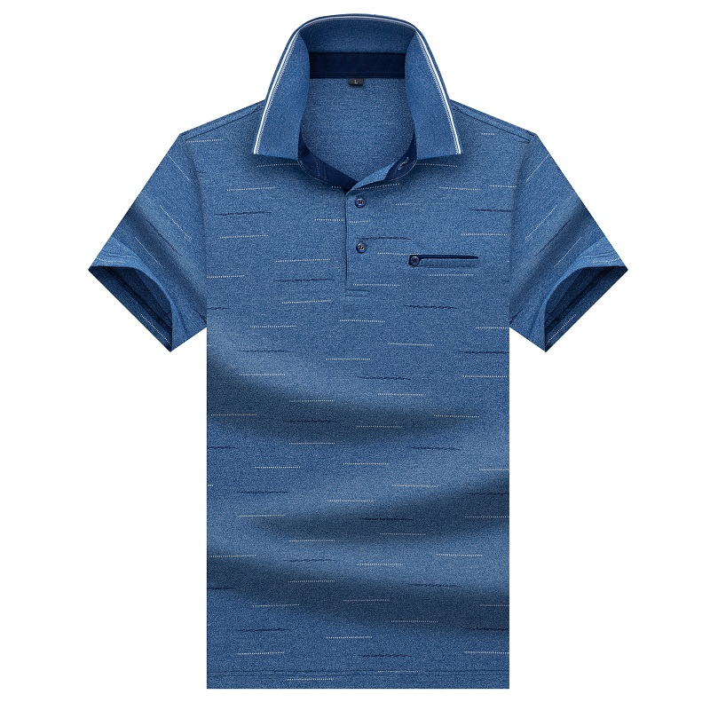 HEHU Men Polo Shirt Casual Polo Shirts Short Sleeve Men Summer Men Fashion Print Polo Shirt For Men 3 Colors Clothes Men