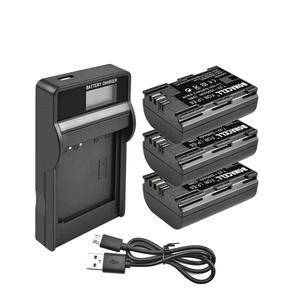 Image 4 - Batería de LP E6 + Cargador de Batería Dual para Canon EOS 80D, 6D, 7D, 70D, 60D, 5D Mark III, 5D Mark II, BG E14, BG E11, BG E9
