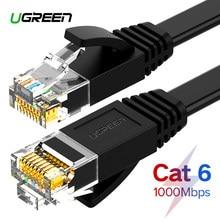 Ugreen – câble Ethernet Cat6 UTP RJ45, cordon de raccordement Lan CAT 6 pour ordinateur portable PS PC routeur, Modem Internet RJ 45