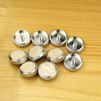 10 pcs Euphonium Brass Wind Musical Instrumental Parts Valve Buttons image