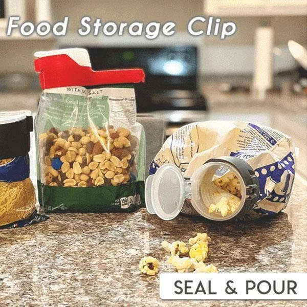 Food Storage Bag Clip | yoyowiz