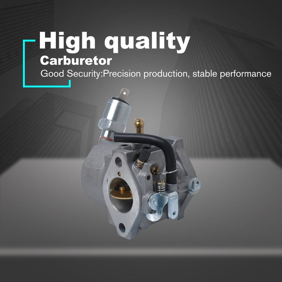 Aluminum Alloy Carburetor Auto Replacement Fuel Supply Parts AM128355 LX188 for John Deere for Kawasaki for Mikuni for Engine anyilon