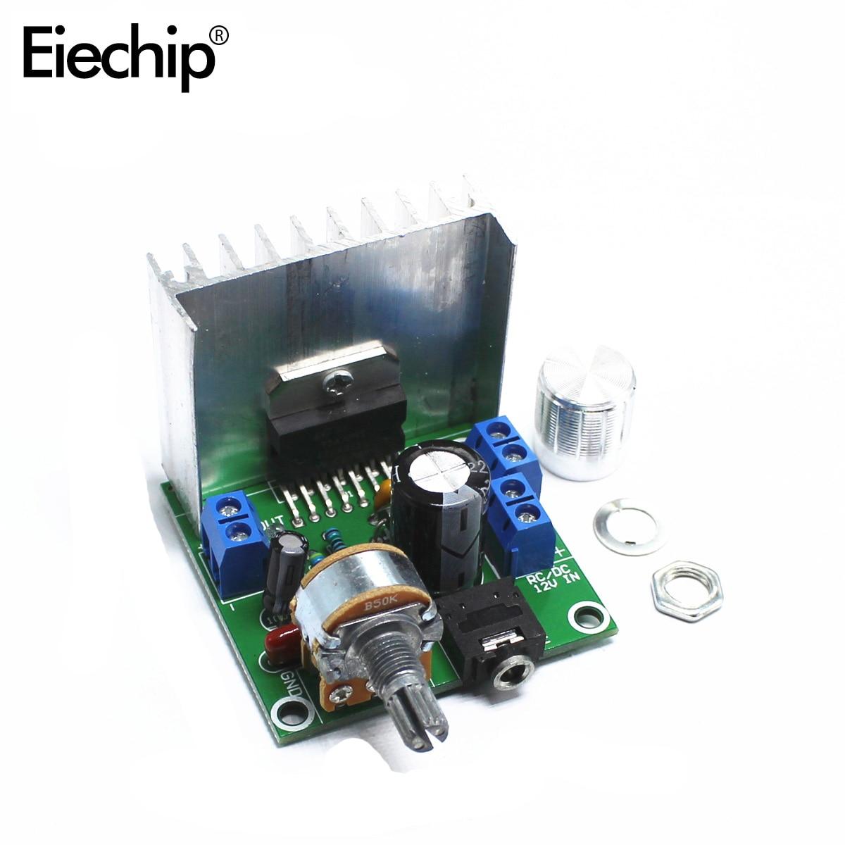 AC//DC 12V TDA7297 2x15W Digital Audio Amplifier DIY Dual-Channel Module NEW