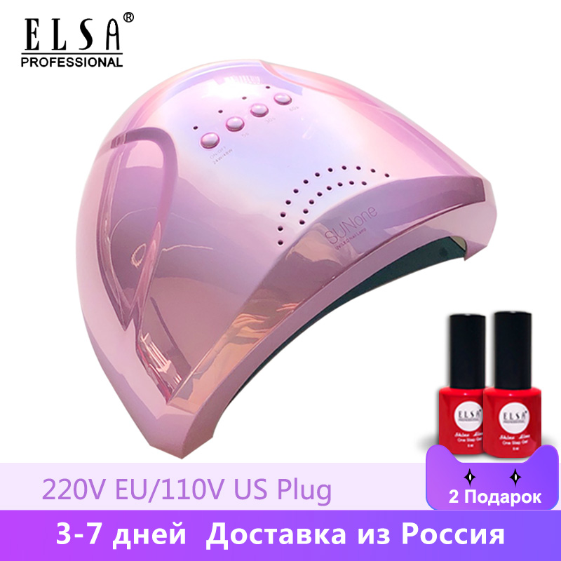 New arrival Colorful 48W SUNONE Professional <font><b>LED</b></font> <font><b>UV</b></font> Nail <font><b>Lamp</b></font> for nail gel polish <font><b>led</b></font> Nail Light Nail Dryer <font><b>UV</b></font> <font><b>Lamp</b></font> image