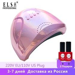Nova chegada colorido 48 w sunone profissional conduziu a lâmpada uv do prego para o prego gel polonês conduziu a luz do prego secador uv lâmpada