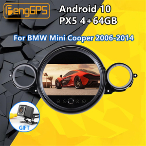 Car Multimedia Player For BMW MINI Cooper 2006 -2014 Android 10 IPS Screen Audio Radio Stereo autoradio GPS Navigation Head unit(China)