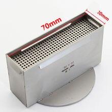 Upper bottom Hot Air Nozzle For Honton WDS ZM SCOTLE ACHI BGA rework station repair machine Upper wind Tsui Bottom nozzle