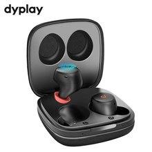 TWS Bluetooth 5,0 aptx Auto Paarung Touch Control CVC 6,0 Noise Stornieren Kopfhörer Wahre Wireless Stereo mit Ohrhörer Lade Fall