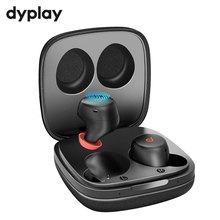 Tws Bluetooth 5.0 Aptx Auto Pairing Touch Control Cvc 6.0 Noise Annuleren Koptelefoon Echte Draadloze Stereo Met Oordopjes Opladen Case