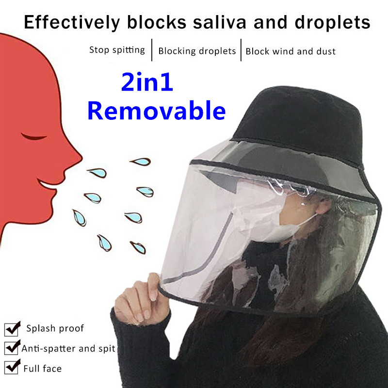 Anti-fog Hat - Dust Protection Bucket Hat