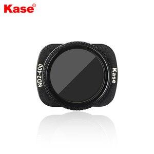 Image 4 - Kase Variable MC ND VND Neutral Density Filter ND2 400 Magnetic Design Optical Glass for DJI OSMO Pocket Handheld Camera