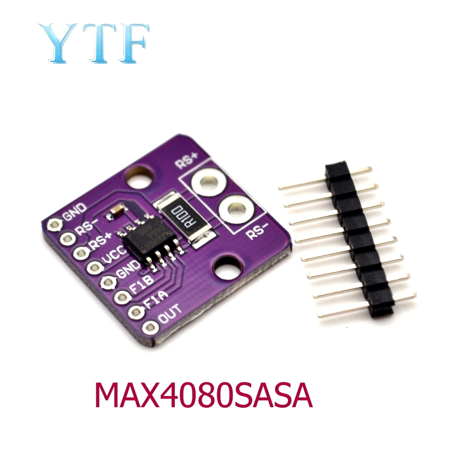 MAX4080SASA Module Current Module High-Side Current Sense Amplifier High Accuracy