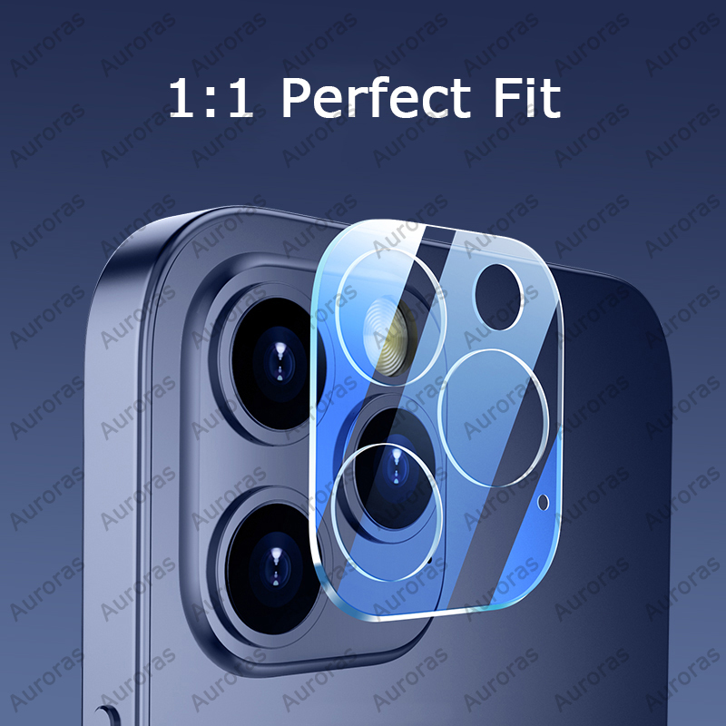 Tempered Glass Camera Lens Protector Cover for iPhone 12