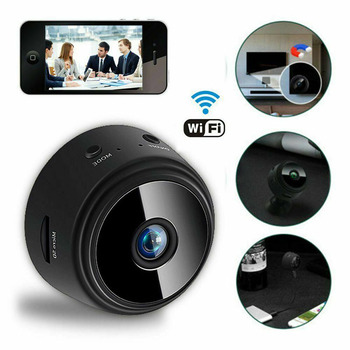 A9 Mini kamera 1080P HD noc dyktafon bezpieczeństwo bezprzewodowa Mini kamery wideo kamera monitorująca kamera ip kamera wifi tanie i dobre opinie TTVXO Do systemu Windows 8 1080 p (full hd) 3 7mm CN (pochodzenie) Normalne Boczne Black CMOS Sony Zabezpieczenie przed wandalizmem