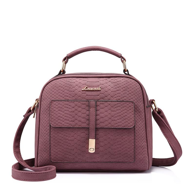 LOVEVOOK Small Shoulder Cross-body Bag For Ladies Fashion Handbag Women With Top-handle Messenger Bag Female Luxury Designer