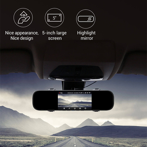 Image 4 - Original 70mai Rearview Mirror Car DVR 1600P Both Side View 140FOV 70 MAI Mirror Car Recorder 24H Parking Monitor 70mai Dash Cam