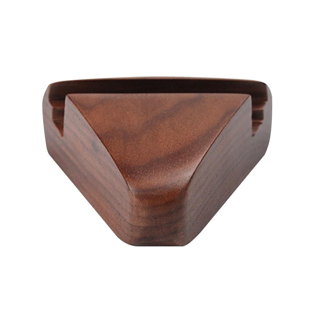 Bracket Desktop Tablet Support Home Stand Walnut Wooden Durable Anti Slip Phone Holder Universal Smooth Practical Mount Mobile