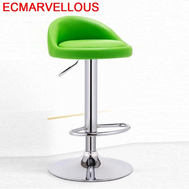 Stoel Fauteuil Banqueta Todos Tipos Para Barstool Sandalyesi Taburete La Barra Cadeira Tabouret De Moderne Silla Bar Chair