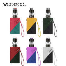 Original VOOPOO FIND 120W TC Kit with UFORCE T2 4400mAh Built in Battery 2ml/5ml UFORCE T2 Tank 120W max output vs Drag 2