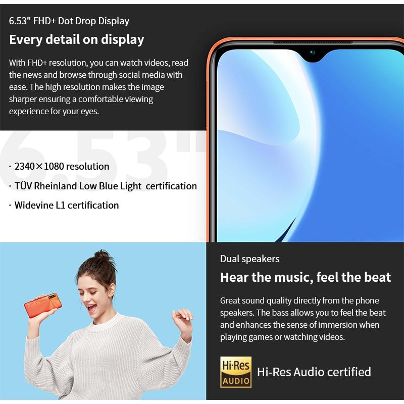 Xiaomi Redmi 9T Smartphone Wholesale