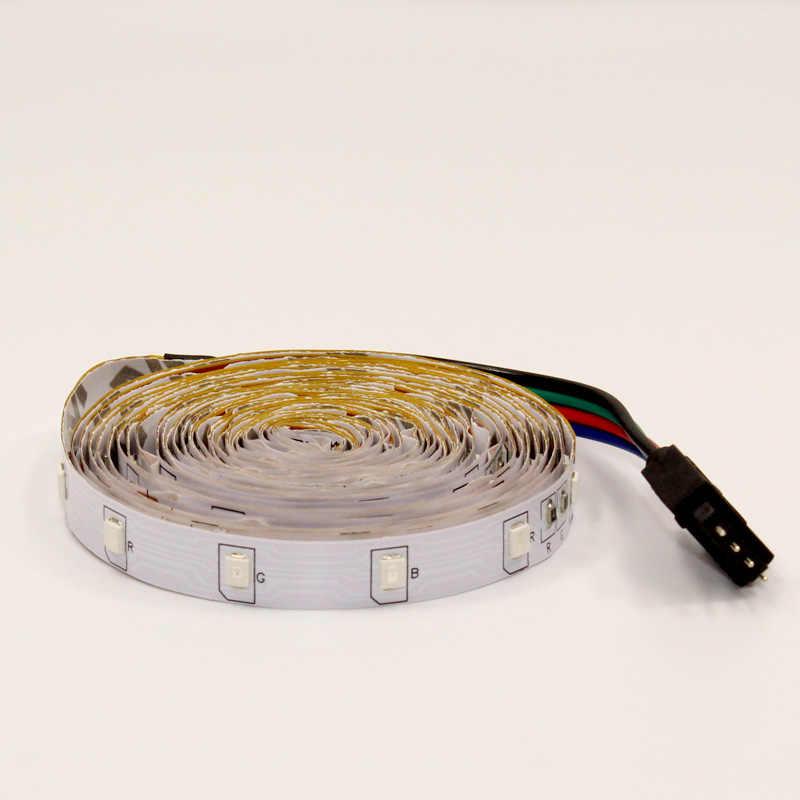 Led light strip 2835 12v waterdichte Flexibele led diode tape rgb rood blauw groen wit warm wit 0.5m 1M 5M neon lint