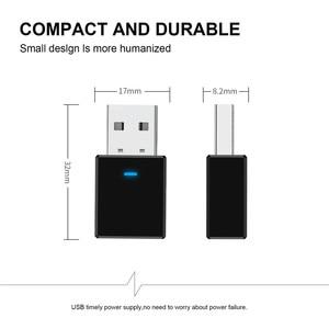 Image 5 - VIKEFON Bluetooth 5.0 Receiver Transmitter Mini Stereo Bluetooth AUX RCA USB 3.5mm Jack Audio For TV PC Car Kit Wireless Adapter