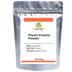 Poudre de pepsine Pure 1:3000 d'enzymes digestives puissantes pour la Digestion des protéines
