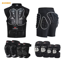 WOSAWE Sleeveless Motorcycle Armor Vest Back Support Chest Brace Guard Tight Motocross Protection Windbreaker Protective Jackets