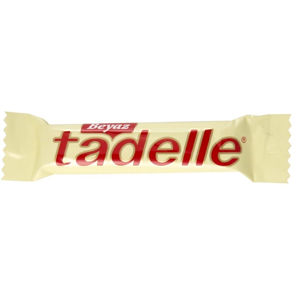 Sagra Tadelle Xmas Gift Halal Chocolate Hazelnut Filled 30 Gr (20 Piece)