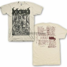 BEHEMOTH (Lvcifer) T HEMD S-2XL Marke Neue-Kings Road Waren(China)