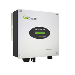 Growatt Inverter Solare 2500w 2.5kw 3000w 3kw 220v Singola Frase Inverter Mppt Onda Sinusoidale Pura Sulla Griglia sistema di Energia solare