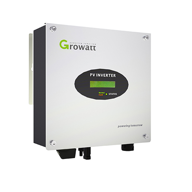 Growatt Solar Inverter  2500w 2.5kw 3000w 3kw 220v Single Phrase Mppt Inverter Pure Sine Wave On Grid Solar Power System