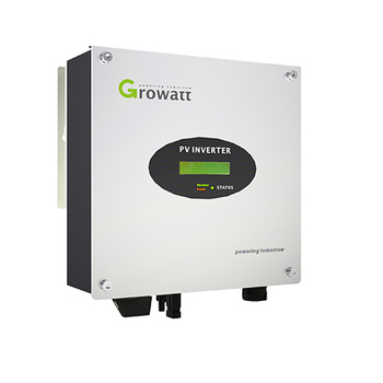 цена на Growatt Solar Inverter 2500w 2.5kw 3000w 3kw 220v Single Phrase Mppt Inverter Pure Sine Wave On Grid Solar Power System