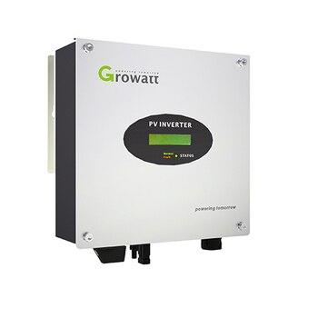 Growatt Solar Inverter 2500w 2.5kw 3000w 3kw 220v Single Phrase Mppt Inverter Pure Sine Wave On Grid Solar Power System цена 2017