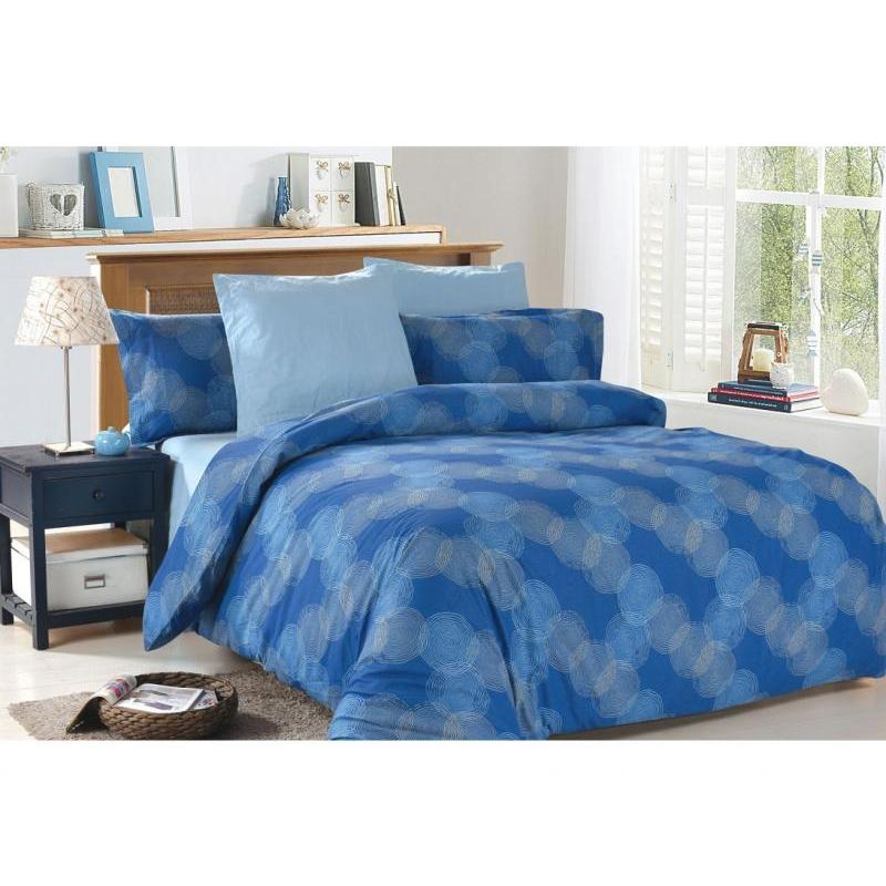 Bedding Set полутораспальный Amore Mio, Clement, Blue avenir 2626 lf71587a