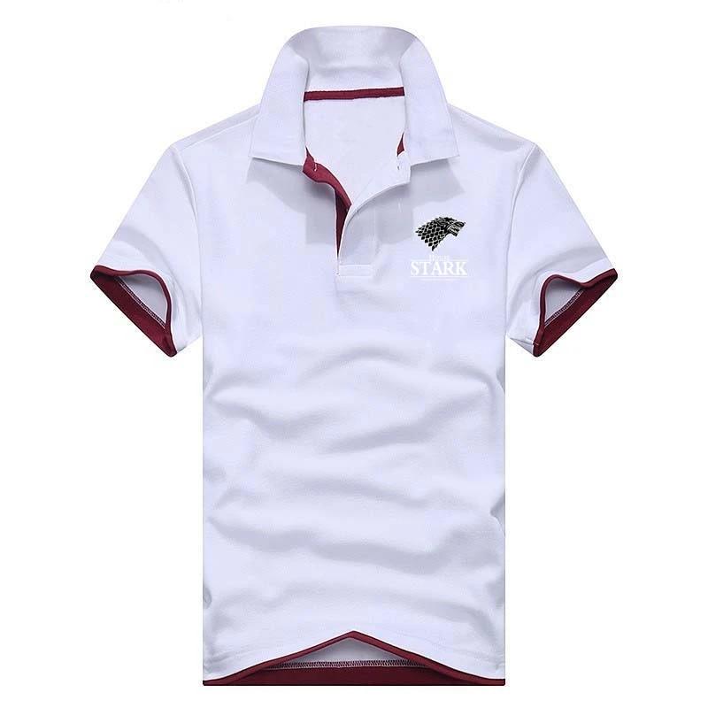Mens Polo Shirt Brands Clothing 2019 Short Sleeve Summer Shirt Man Black Cotton Poloshirt Men Plus Size Polo Shirts Men Tops
