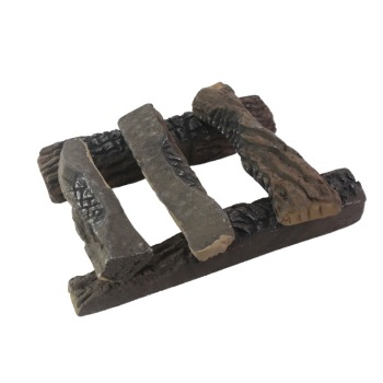 Fake Firewood for Gas Fireplace  1