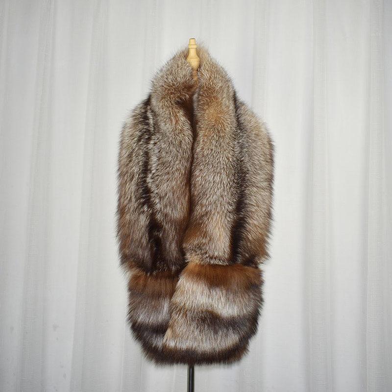 Crystal fox scarf 1