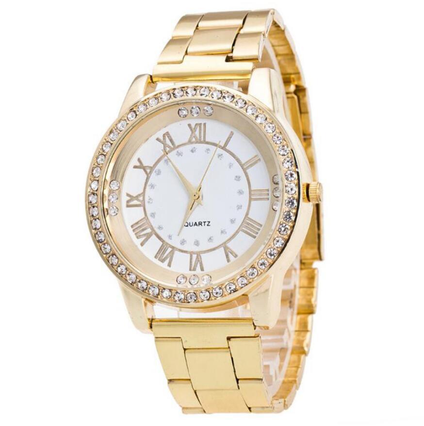 Relojes de lujo de oro para mujer 2020, relojes de moda para mujer, relojes de cuarzo de acero inoxidable, reloj de pulsera para mujer Choucong 22 estilos de lujo Cruz colgante AAAAA Cz 925 collar de plata esterlina colgante de Cruz para Mujeres Hombres fiesta boda joyería