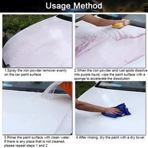 Image 5 - 500ml Spray antiruggine per mozzo ruota Auto e vernice convertitore rimozione ruggine detergente automatico cura strumenti di dettaglio accessori